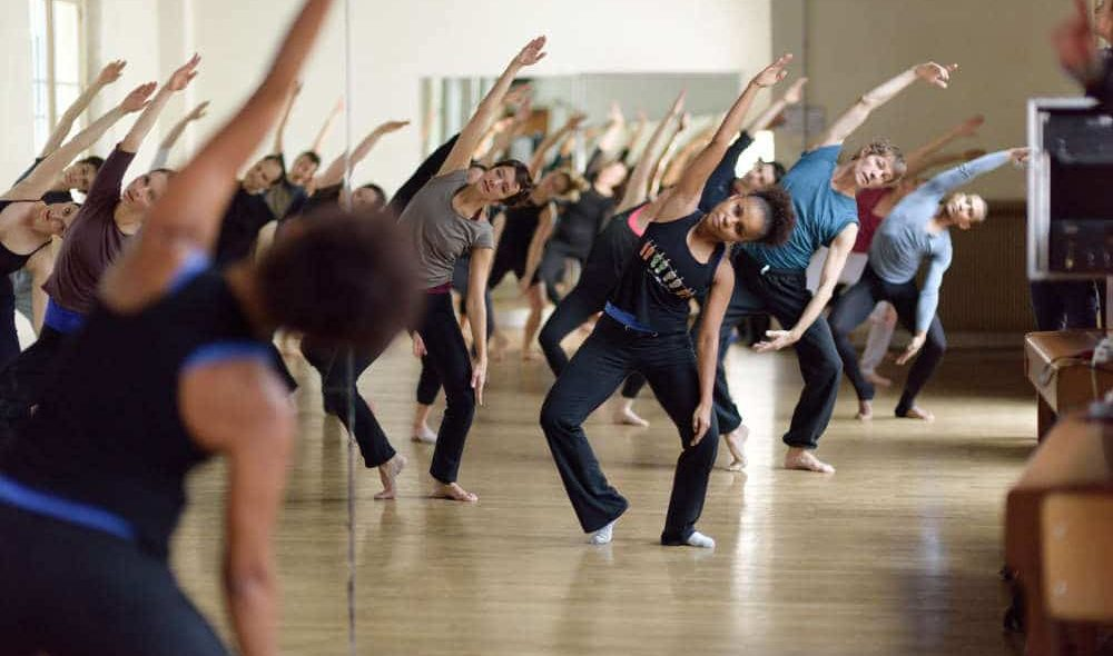cours de danse contemporaine paris