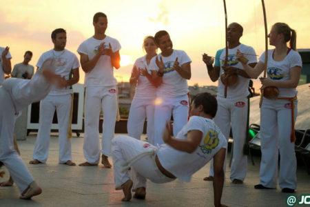 cours de capoeira au centre de paris