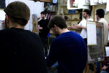 cours de méthode académique de dessin à paris
