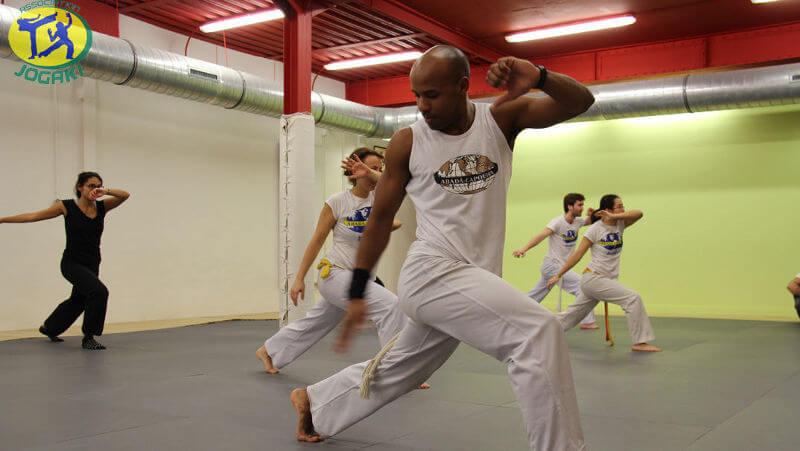 cours capoeira jogaki
