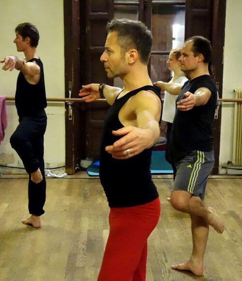 danse contemporaine pour tous le monde