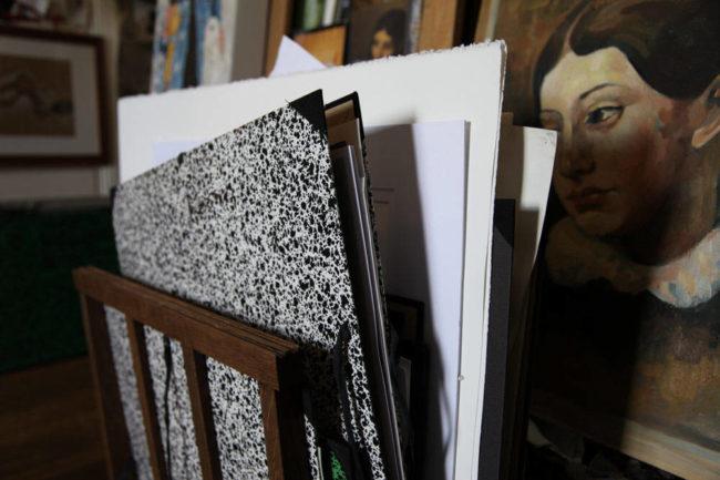 atelier boubok carton à dessin