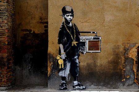 graffiti rappeur