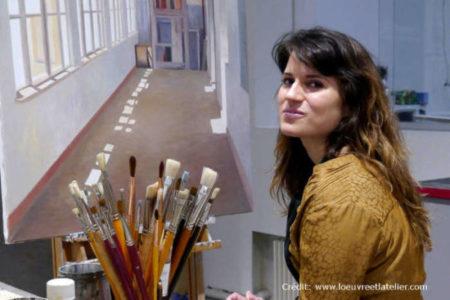 Claire Castagnet prof de dessin
