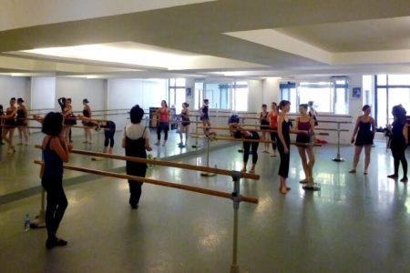 Cours de danse classique adultes débutants paris