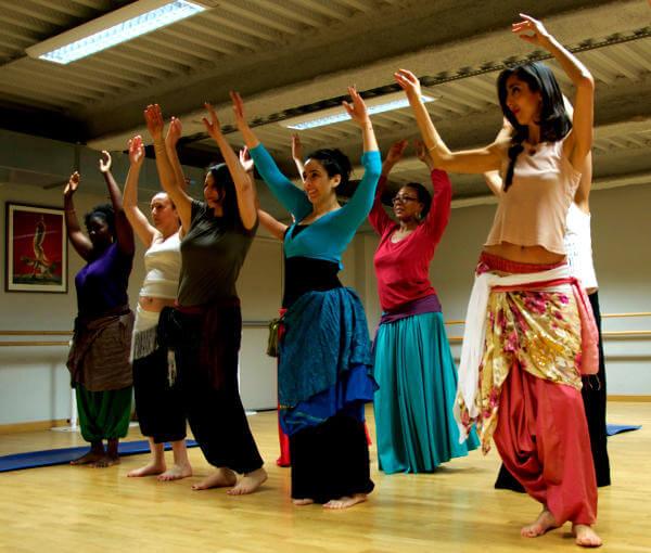 cours de danse orientale paris 15