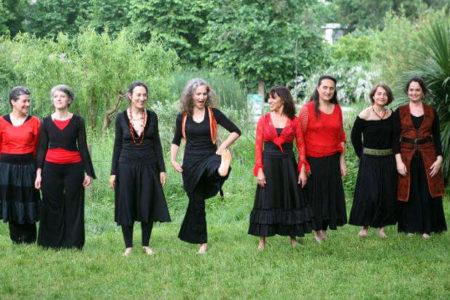 Flamenco aux pieds nus : influences orientales et tziganes