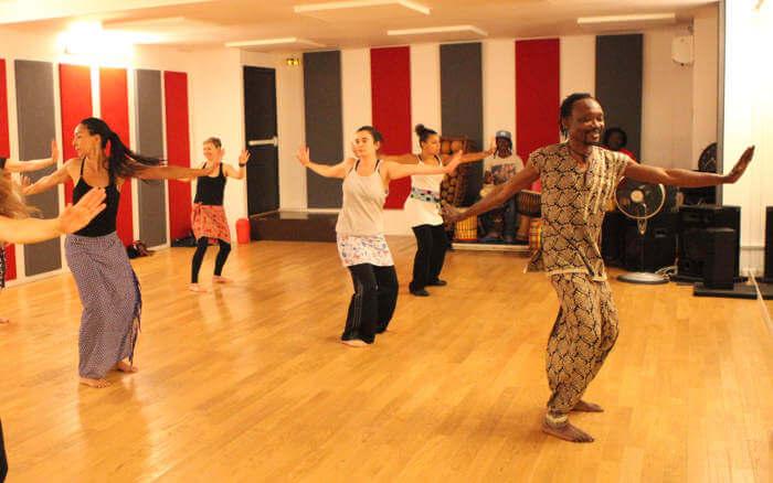 cours de danse africaine paris 13
