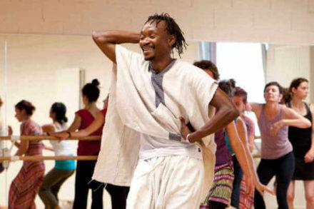 stage de danses du mali avec moisie kourouma
