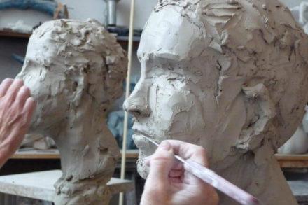 cours de sculpture et de modelage à paris