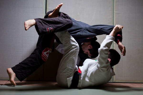 06 janvier 2011 : Jiu Jitsu brésilien, avec Olivier MICHAELLESCO. Cercle Tissier, Vincennes (94), France