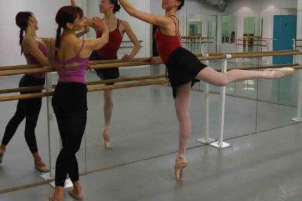 cours de danse classique de bénédicte cardon