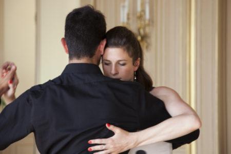 Respecter les codes du tango et «danser avec ses tripes»