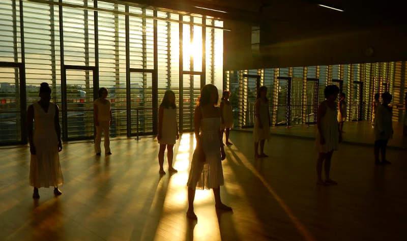 cours de danse modern jazz paris 20
