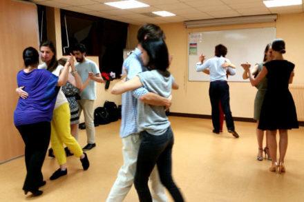 cours de tango débutants à Paris