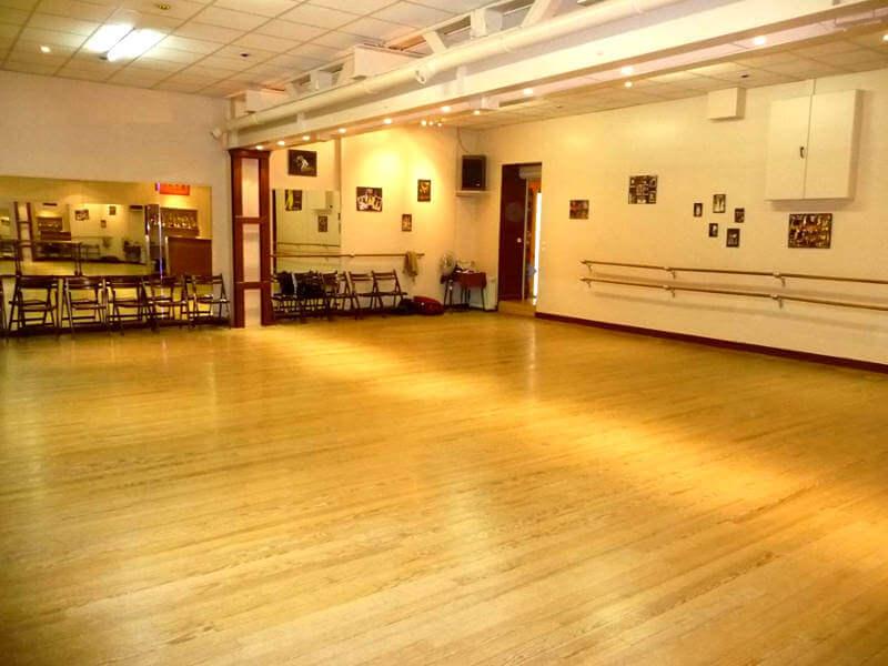 studio de danse à paris 10