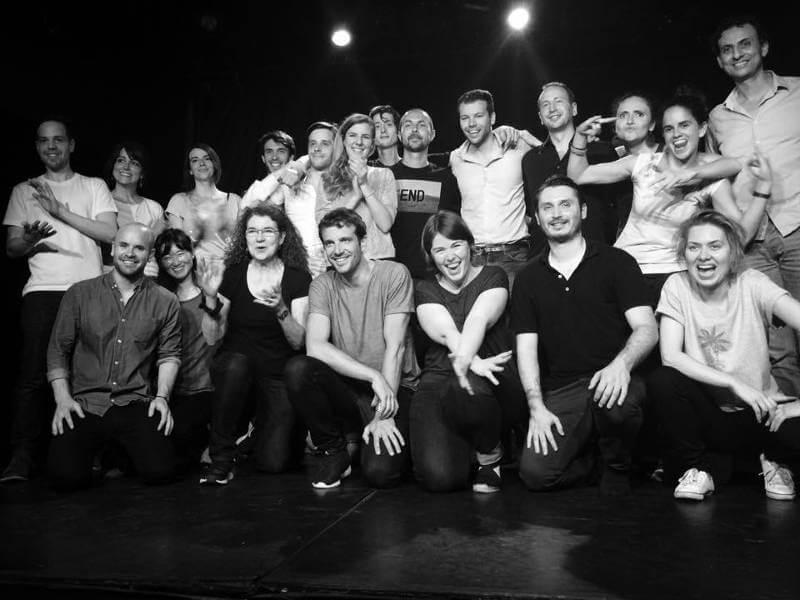 commencer l'impro à Paris
