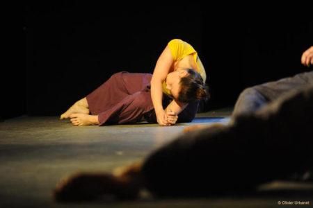 Un cours de danse contemporaine très complet
