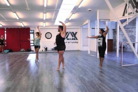 cours de danse classique fusion