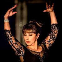 assia guemra prof de danse orientale