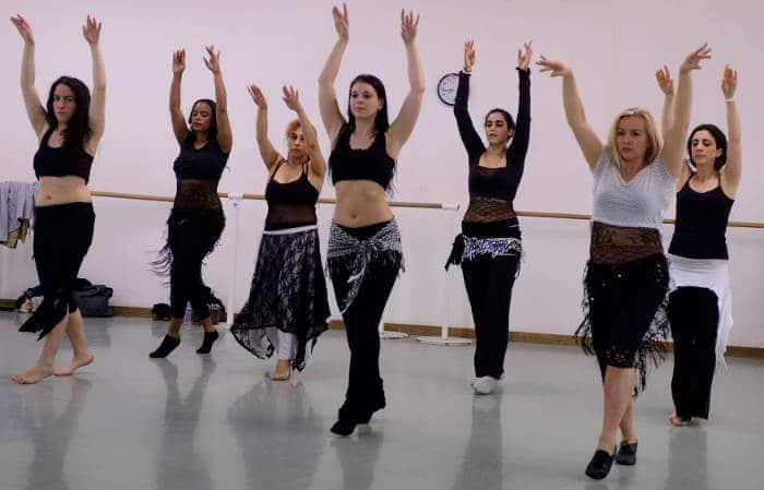 evjf danse orientale