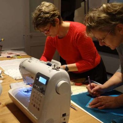 colette bance prof de couture