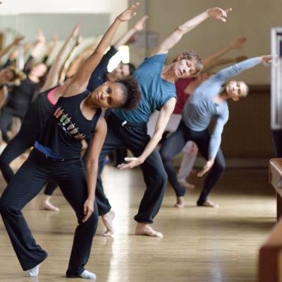 danseurs contemporains amateurs
