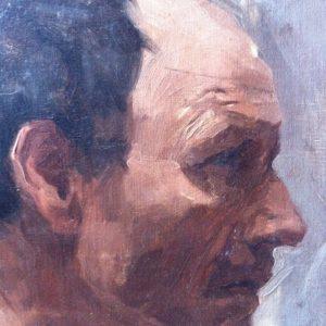 portrait-huile