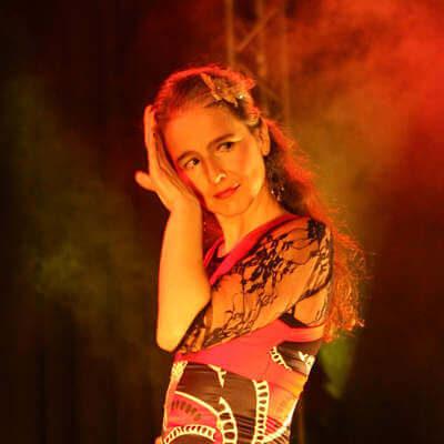 valérie romanin prof de flamenco