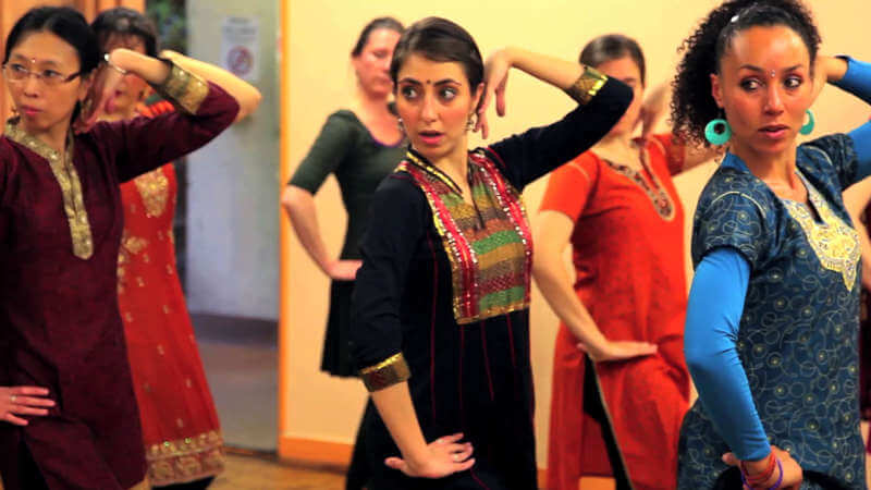cours de bollywood paris 14