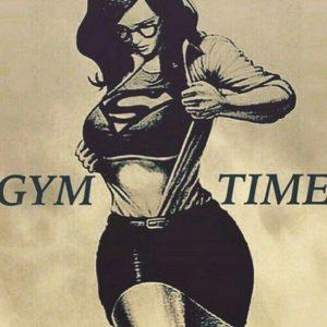 GYM-time
