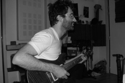 prof de guitare paris pascal giudicelli