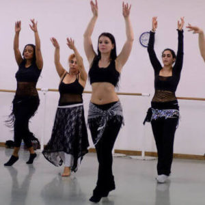 danseuses avancées danse orientale