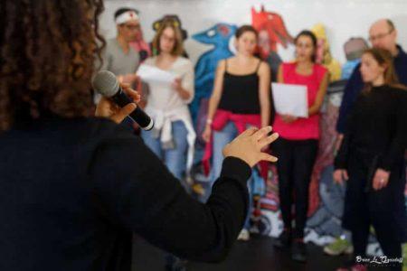 cours de chant team-building