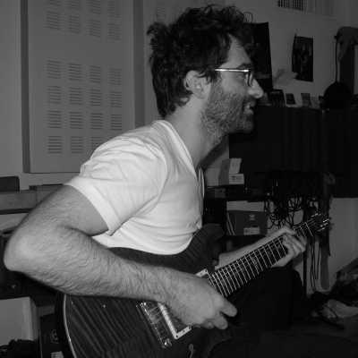 pascal giudicelli prof de guitare
