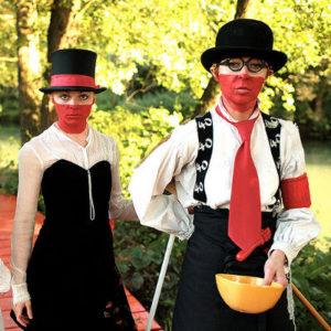 femmes clowns