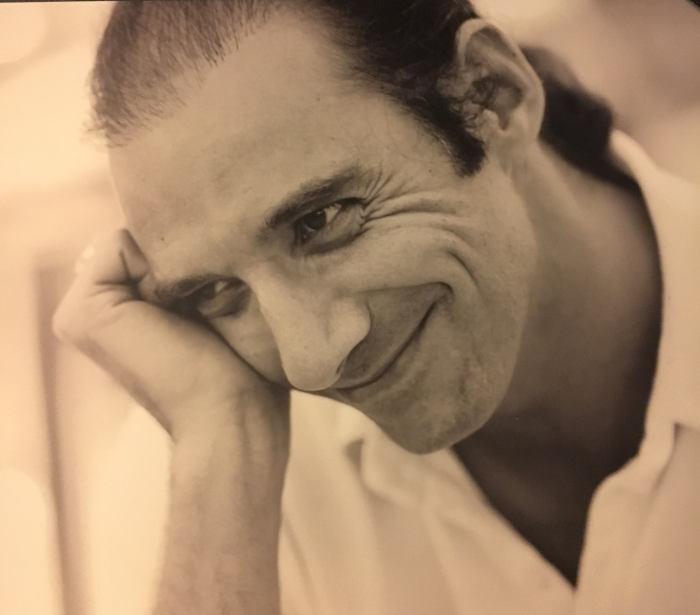 Porttrait d'Arnaud Dreyfus