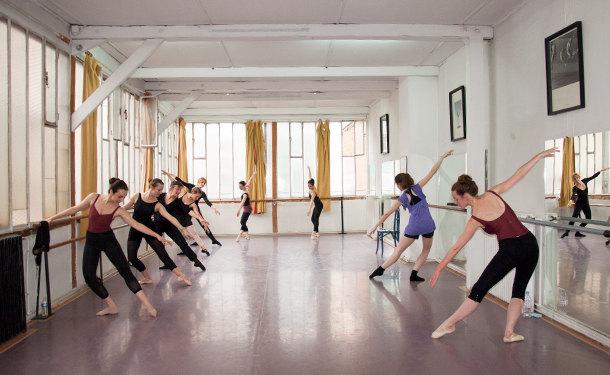 danseuses classiques avancées