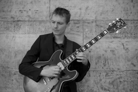 daniel hunter prof de guitare à paris et montreuil