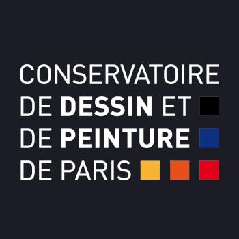 logo du conservatoire de dessin et peinture de paris