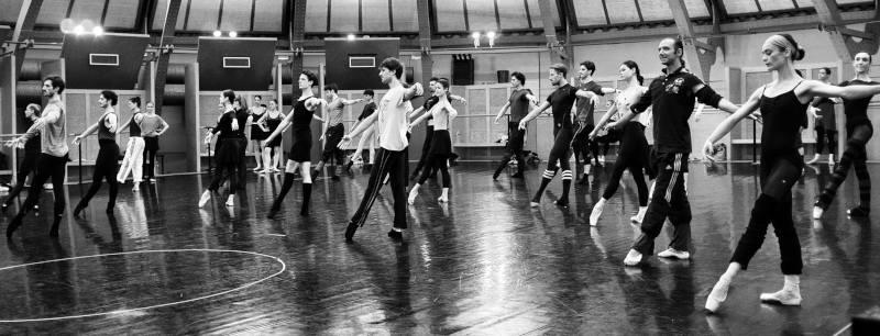danseurs de classique