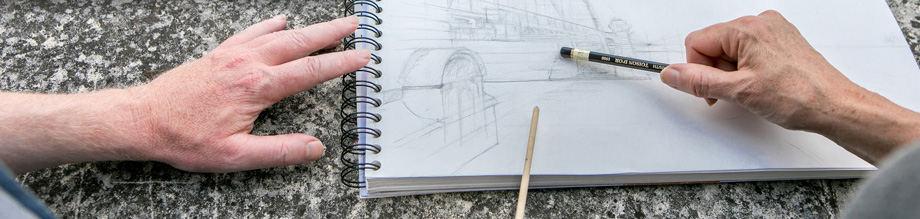dessin de perspective