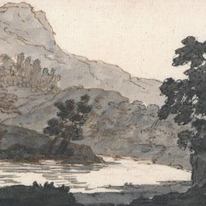 rivière dessinée
