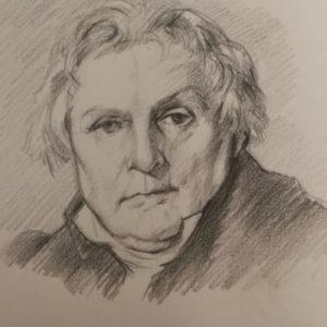 portrait m. bertin