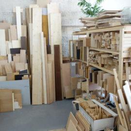 matériauthèque-bois