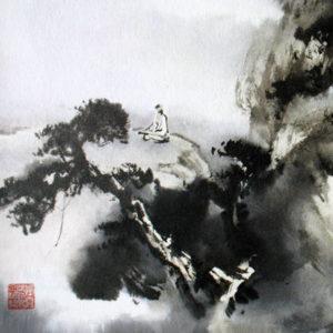 paysage shan shui