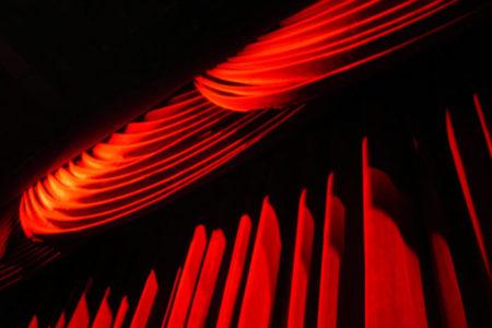 rideau rouge de théâtre