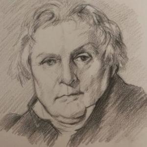 dessin de m. bertin