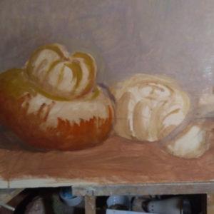 Méthode de progression d'une peinture