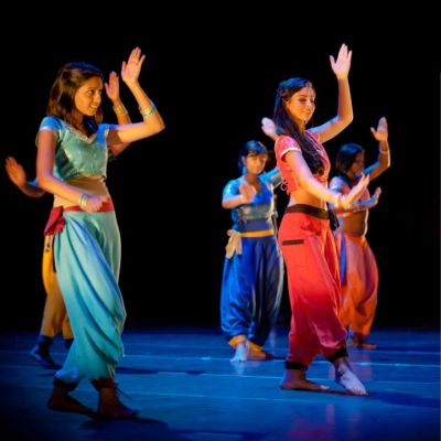 danseuses de danse orientale